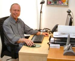 Laus Sørensen, indehaver af SEO for begyndere